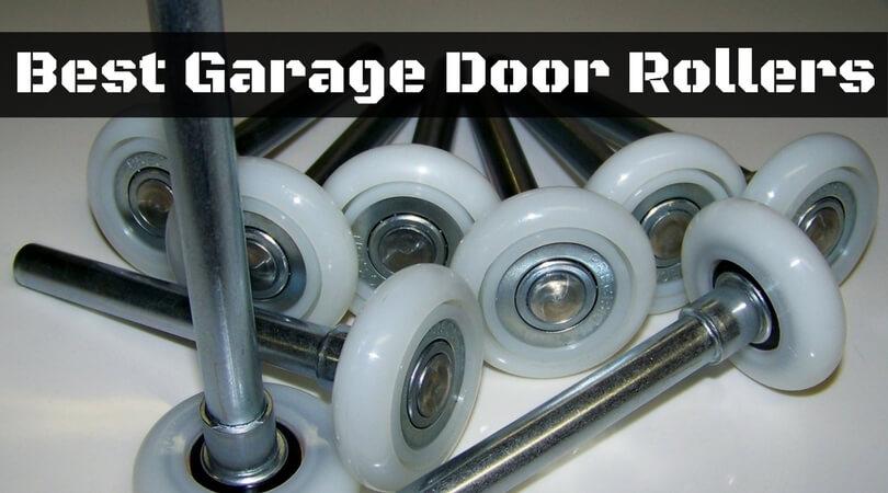 Best garage door rollers top quietest garage door rollers for Highest r value garage door