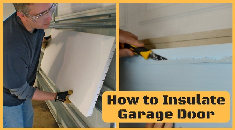 How to Insulate a Garage Door: Top Cheapest Ways (2020 Guide)