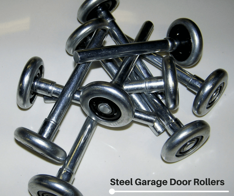 Steel Garage Door Rollers
