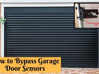 How to Bypass Garage Door Sensors