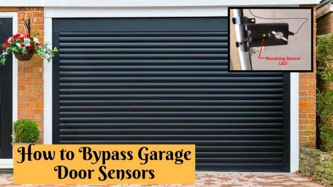 How to Bypass Garage Door Sensors