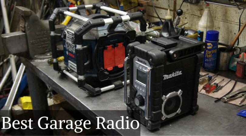 Best Garage Radio