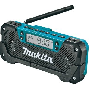 Makita RM02 CXT Cordless Compact Job Site Radio
