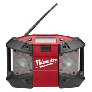 Milwaukee M12 Cordless Job Site Radio