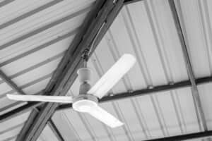 garage ceiling fan