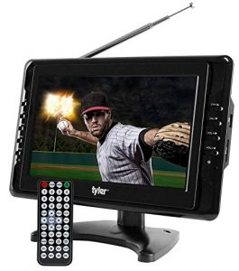 Tyler 10 inch Portable LCD TV for Garage