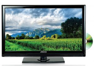 Axess 15.6-Inch LED HDTV for Garage