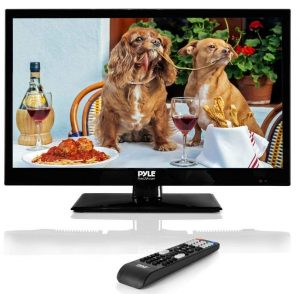 Pyle 18.5-Inch LED TV for Garage