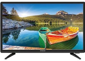 Hitachi 22 Inch LED HDTV for Garage