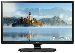 LG Electronics 24-Inch LED TV for Garage