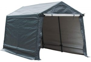 Abba Patio Heavy Duty Car Canopy
