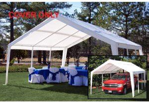 King Canopy Hercules Universal Carport Shelter