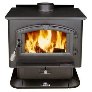 US Stove Company 2000 EPA Certified Garage Wood Stove