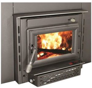 Vogelzang TR004 Colonial Garage Wood Stove