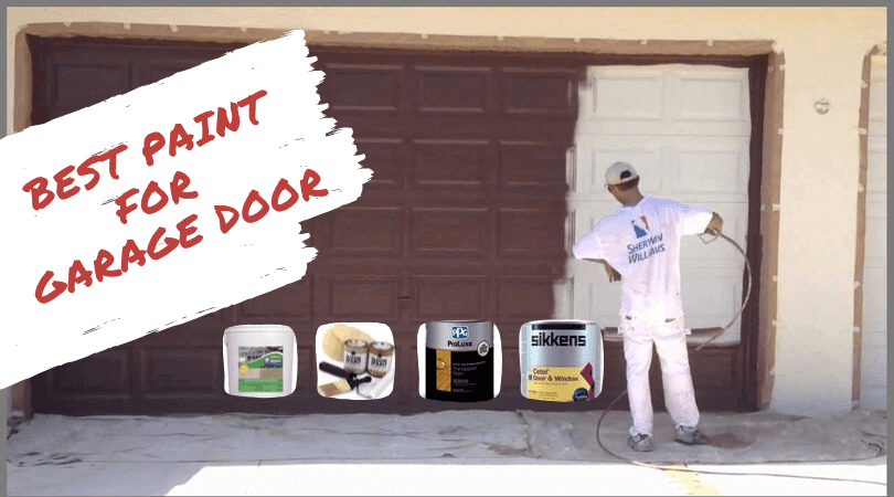 Best Paint for Garage Door