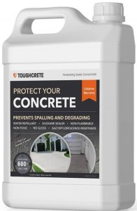 ToughCrete Garage Concrete Sealer