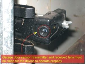 How To Tell If The Garage Door Sensor Is Bad Fix Your