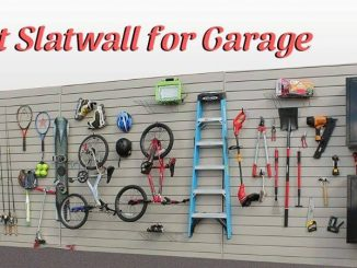 Best Slatwall for Garage