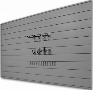 Proslat 33013 Basic Bundle with Slatwall Panels and Hook Kit