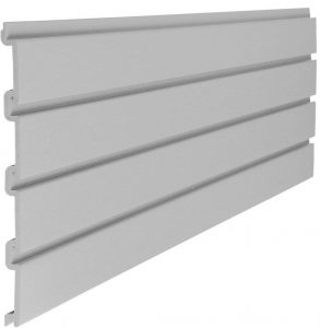 Suncast Resin Slatwall Panel Sections