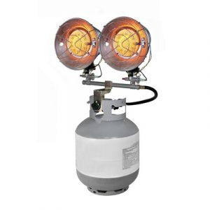 Propane heater vs kerosene heater