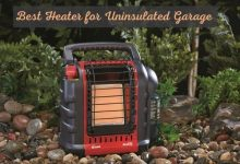 Best Heater for Uninsulated Garage