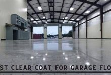 Best Clear Coat for Garage Floor