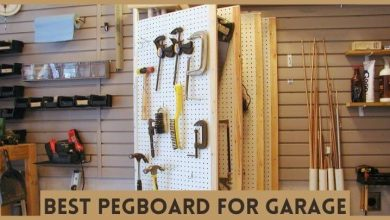 Best Pegboard for Garage